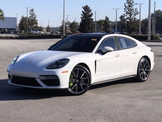 2018 Porsche Panamera Turbo S E Hybrid In Ocala Fl Of